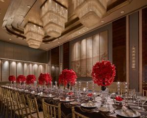 Shangri-La Hotel Tianjin, Отели  Тяньцзинь - big - 23