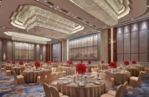 Shangri-La Hotel Tianjin, Отели  Тяньцзинь - big - 22