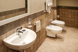 LHP Suite Rivisondoli, Apartmanok  Rivisondoli - big - 8