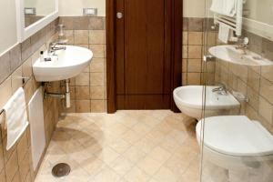 LHP Suite Rivisondoli, Apartmanok  Rivisondoli - big - 7