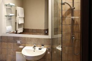 LHP Suite Rivisondoli, Apartmanok  Rivisondoli - big - 21