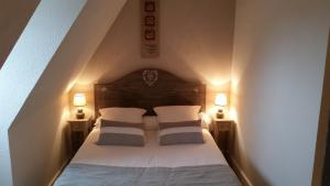 Amadour Hôtel, Hotel  Rocamadour - big - 8
