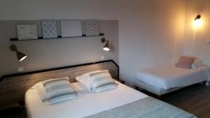 Amadour Hôtel, Отели  Рокамадур - big - 2
