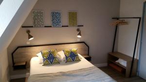 Amadour Hôtel, Hotel  Rocamadour - big - 15