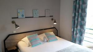 Amadour Hôtel, Hotel  Rocamadour - big - 7