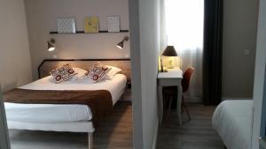 Amadour Hôtel, Отели  Рокамадур - big - 5