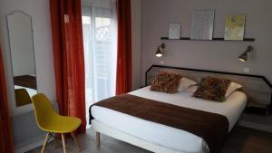 Amadour Hôtel, Отели  Рокамадур - big - 1