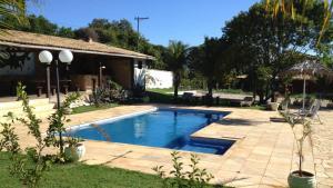Pousada Villa Verde, Гостевые дома  Бузиус - big - 20