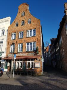 Appartementhaus Obertrave, Aparthotels  Lübeck - big - 46