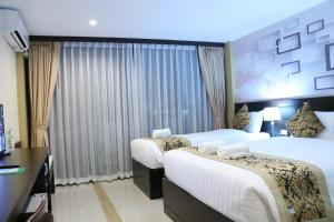 Sky Beach, Hotels  Ao Nang Beach - big - 19