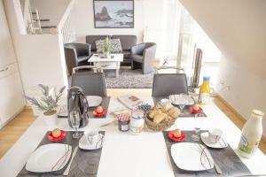 OG-Wohnung-Haus-Marina, Apartmány  Großenbrode - big - 3