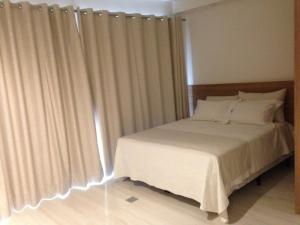 Loft Moderno Berrini, Апартаменты  Сан-Пауло - big - 6