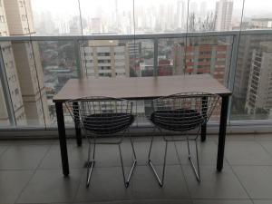 Loft Moderno Berrini, Apartmány  Sao Paulo - big - 2