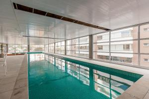 Loft Moderno Berrini, Apartmány  Sao Paulo - big - 4