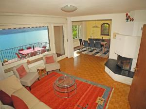 Casa Mirasole App 3333, Дома для отпуска  Ронко - big - 4