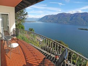 Casa Mirasole App 3333, Dovolenkové domy  Ronco sopra Ascona - big - 6