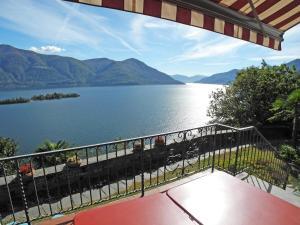 Casa Mirasole App 3333, Dovolenkové domy  Ronco sopra Ascona - big - 9