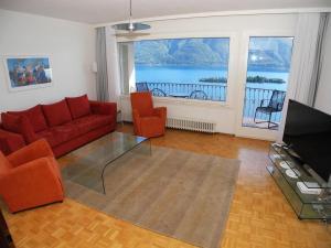 Casa Mirasole App 3333, Dovolenkové domy  Ronco sopra Ascona - big - 12