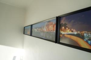 T1 Vue Panoramique Mer & Iles Frioul, Apartments  Marseille - big - 46