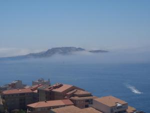 T1 Vue Panoramique Mer & Iles Frioul, Ferienwohnungen  Marseille - big - 18