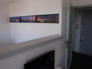 T1 Vue Panoramique Mer & Iles Frioul, Apartments  Marseille - big - 75