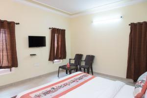 OYO 11420 Home Mount Saga Villa Goverdhan Villas, Apartmanok  Udaipur - big - 4