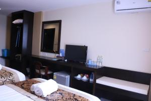 Sky Beach, Hotels  Ao Nang Beach - big - 37