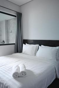 Tune Hotel klia2, Airport Transit Hotel, Hotels  Sepang - big - 50