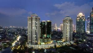 Batavia Apartments, Hotel & Serviced Residences, Апарт-отели  Джакарта - big - 42
