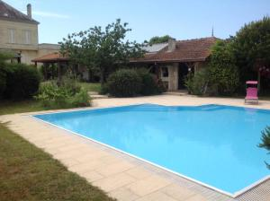 LE CORMIER DE L'ESTUAIRE, Bed & Breakfasts  Saint-Aubin-de-Blaye - big - 36