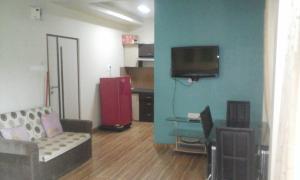 Fully Furnish Studio Apartment at Lonavala, Apartmanok  Lonavala - big - 5