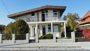Appartement Fenyves Villa Balatonfenyves Ungarn