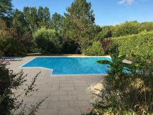 LE CORMIER DE L'ESTUAIRE, Bed & Breakfasts  Saint-Aubin-de-Blaye - big - 35