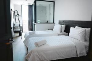 Tune Hotel klia2, Airport Transit Hotel, Hotels  Sepang - big - 60