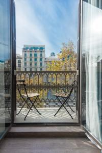 Double Room with Balcony and City View