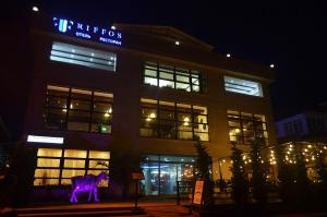 Отель Riffos