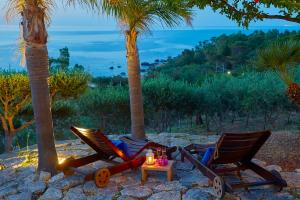 Villa Ginestra, Villas  Scopello - big - 4