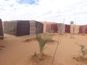 Camel Trek Bivouac, Campeggi di lusso  Merzouga - big - 24