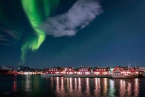 Anker Brygge, Hotely  Svolvær - big - 34