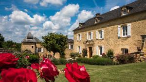 Les Charmes de Carlucet Manor and Villa, Ferienhäuser  Saint-Crépin-et-Carlucet - big - 41