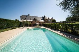 Les Charmes de Carlucet Manor and Villa, Ferienhäuser  Saint-Crépin-et-Carlucet - big - 7