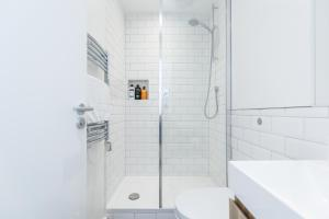 Soho 1 Bed Apartment L1 by BaseToGo, Апартаменты  Лондон - big - 12
