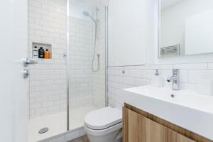Soho 1 Bed Apartment L1 by BaseToGo, Апартаменты  Лондон - big - 10