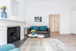 Soho 1 Bed Apartment L1 by BaseToGo, Апартаменты  Лондон - big - 16