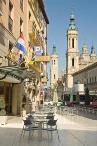 Hotel Tibur, Hotely  Zaragoza - big - 1