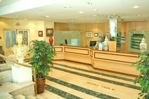 Hotel Tibur, Hotels  Saragossa - big - 32