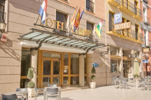 Hotel Tibur, Hotely  Zaragoza - big - 39