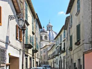 Casale Pietrascritta 520S, Apartmány  Montefiascone - big - 4