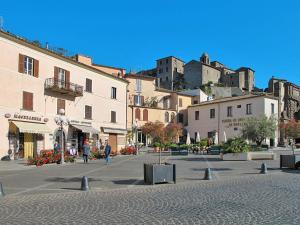Casale Pietrascritta 520S, Apartmány  Montefiascone - big - 11