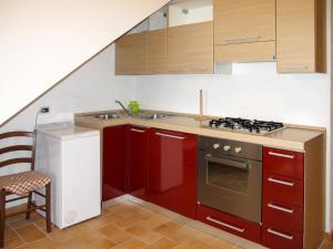 Casale Pietrascritta 520S, Apartmány  Montefiascone - big - 15